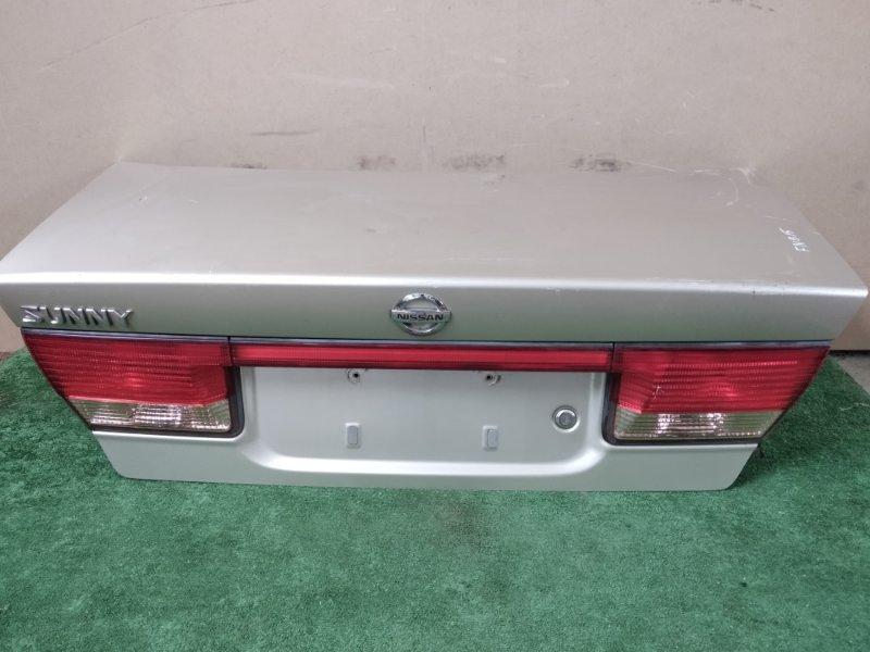 Крышка багажника Nissan Sunny FNB15 (б/у)