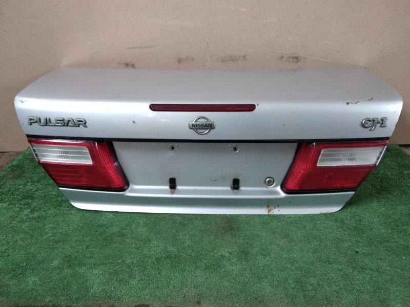 Крышка багажника Nissan Pulsar FN15 (б/у)