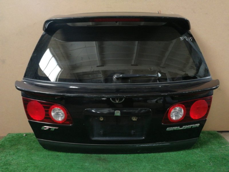 Дверь багажника Toyota Caldina ST215 3S-FE (б/у)
