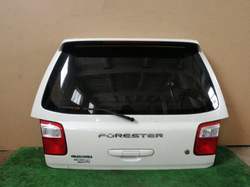 Дверь багажника Subaru Forester SF5 (б/у)