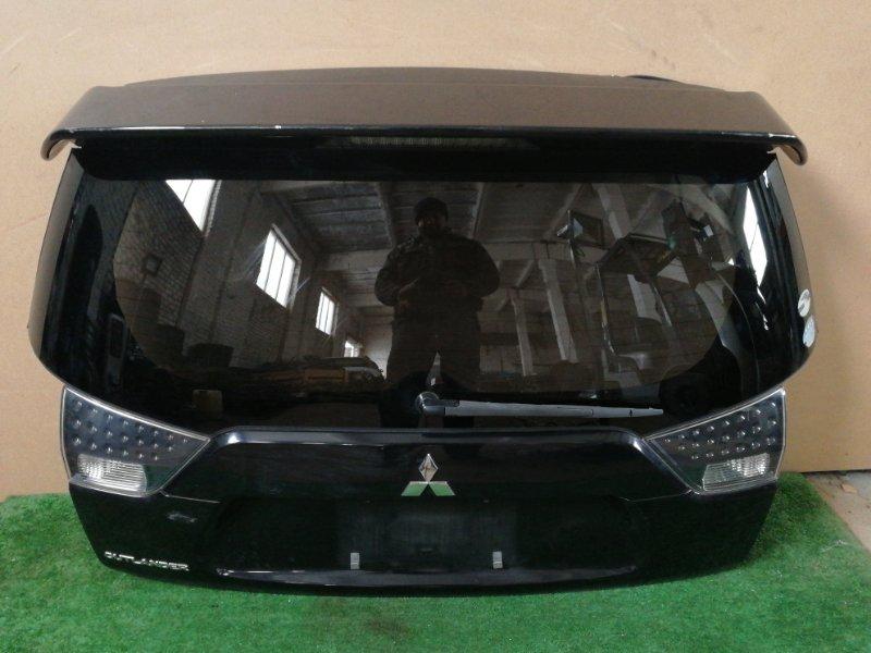 Дверь багажника Mitsubishi Outlander Xl CW5W (б/у)