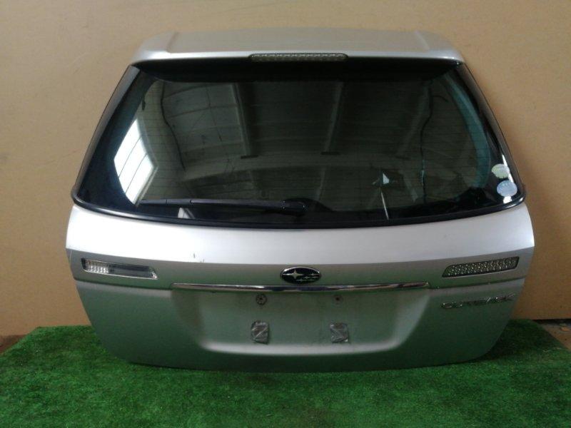 Дверь багажника Subaru BP9 EJ25 2005 (б/у)