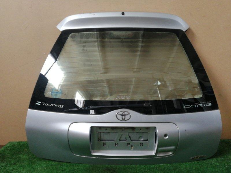 Дверь багажника Toyota Sprinter Carib AE110 (б/у)