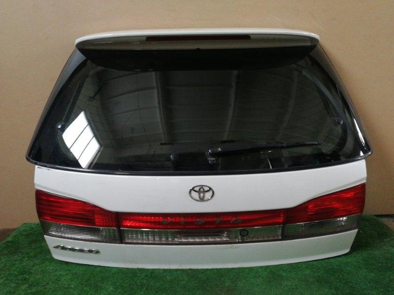 Дверь багажника Toyota Vista ZZV50 (б/у)