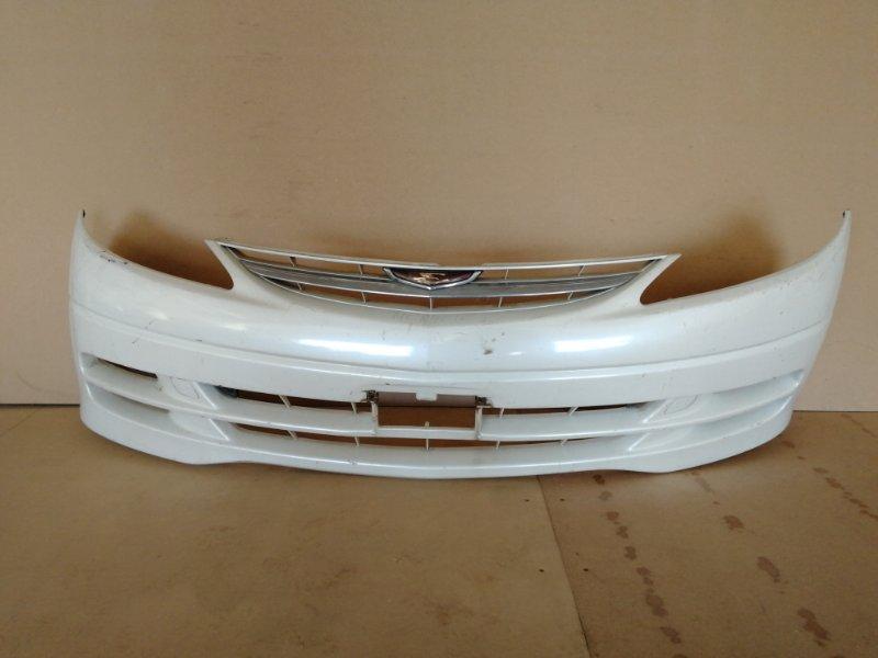 Бампер Toyota Estima MCR40 передний (б/у)