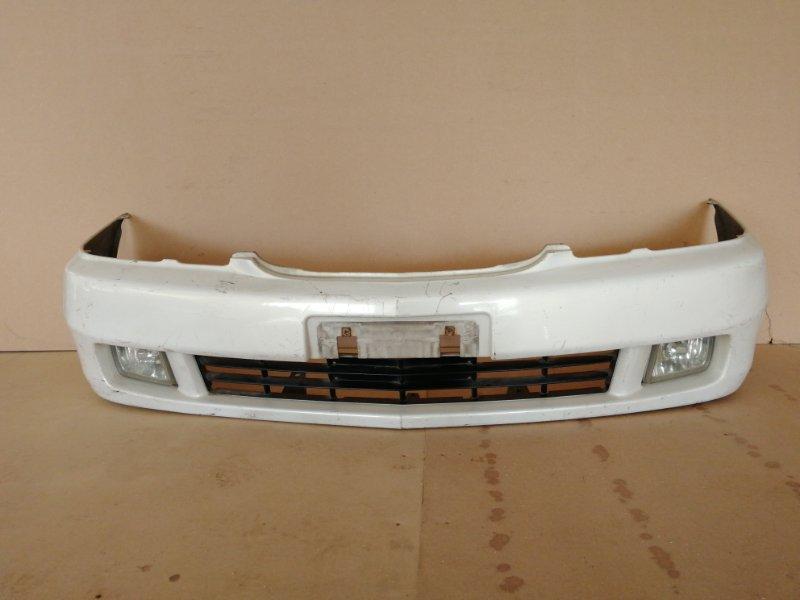 Бампер Toyota Gaia SXM10 передний (б/у)