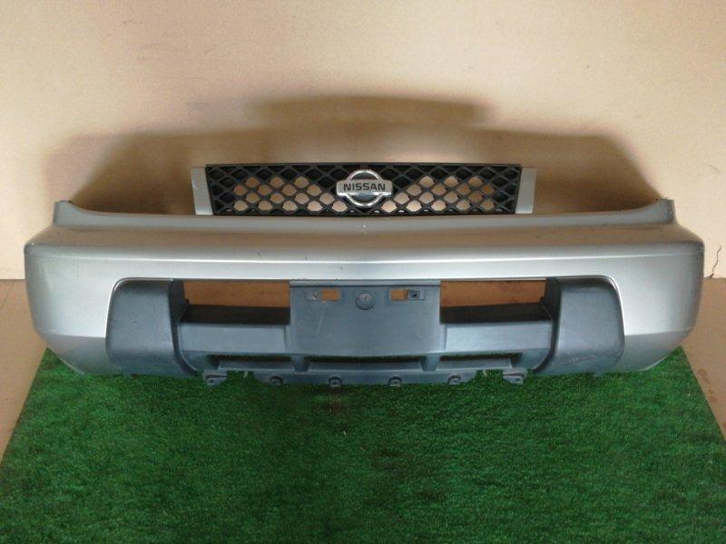 Бампер Nissan X-Trail NT30 передний (б/у)