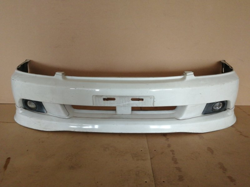 Бампер Subaru Legacy BH5 2000 передний (б/у)