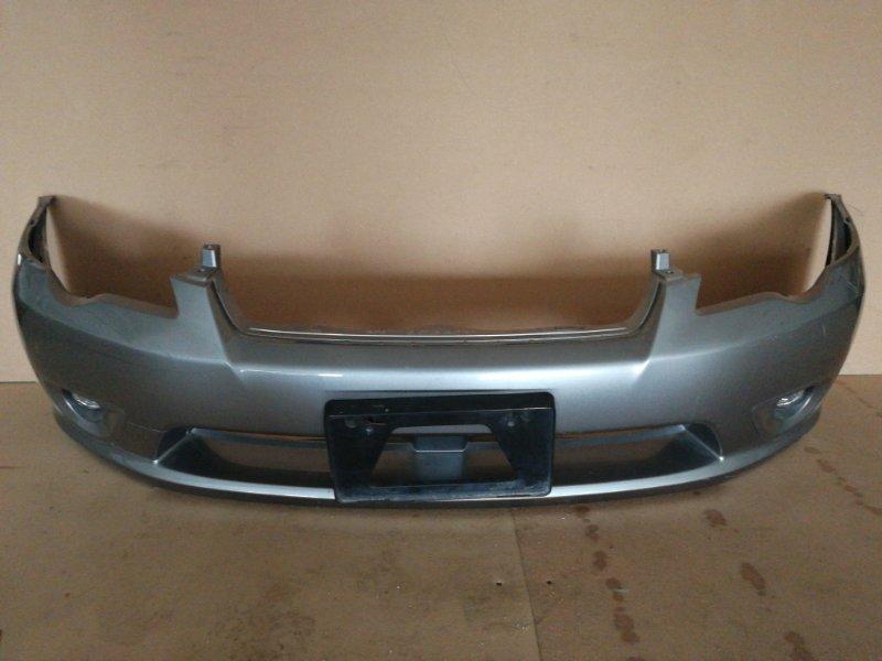 Бампер Subaru Legacy BP5 2004 передний (б/у)