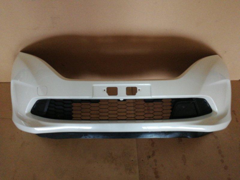 Бампер Honda Freed GB5 передний (б/у)