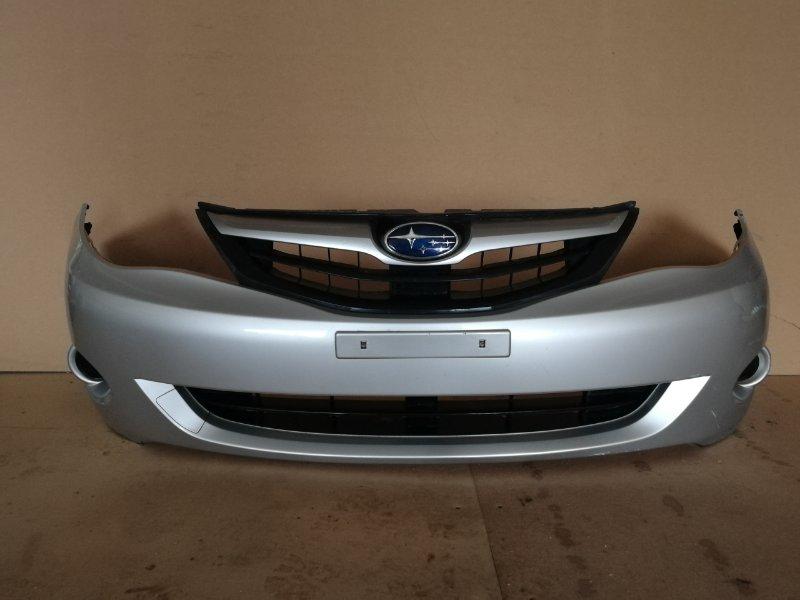 Бампер Subaru Impreza GH3 передний (б/у)