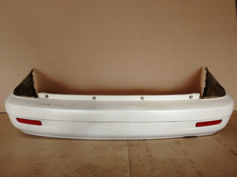 Бампер Toyota Corona Premio ST210 задний (б/у)