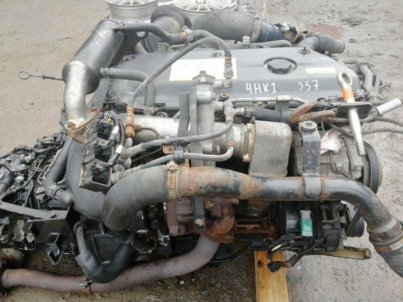 Двигатель Isuzu Forward FRR90 4HK1 (б/у)