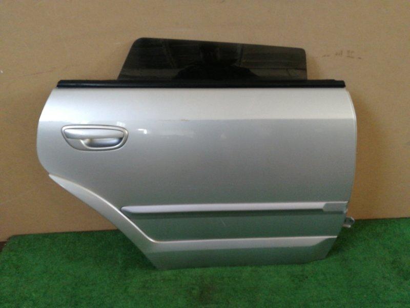 Дверь Subaru Outback BP9 EJ25 2005 задняя правая (б/у)