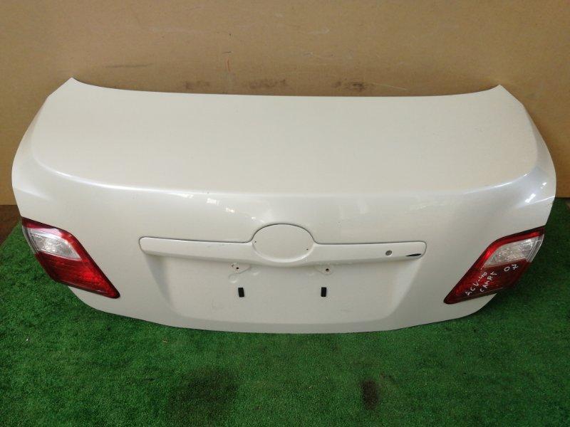 Крышка багажника Toyota Camry ACV40 2007 (б/у)