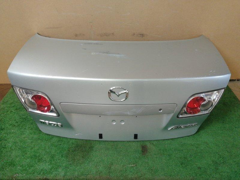 Крышка багажника Mazda 6 GGEP (б/у)