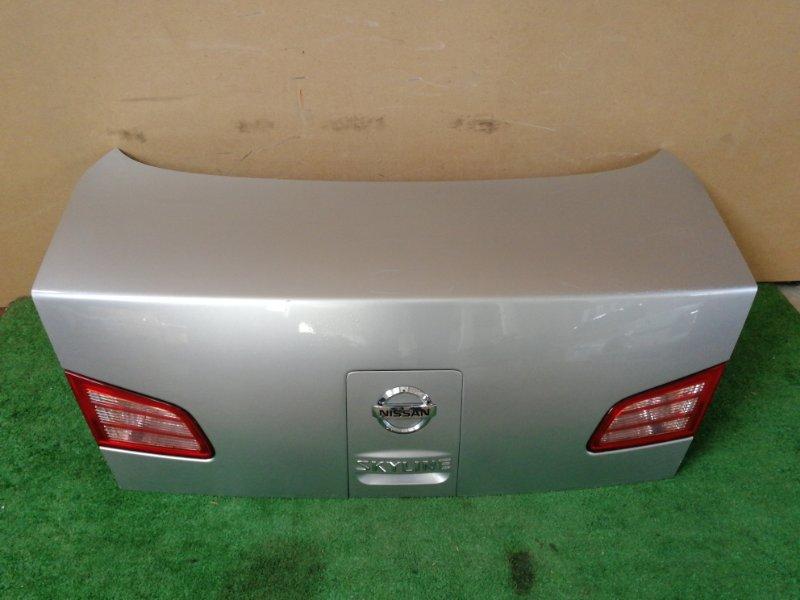 Крышка багажника Nissan Skyline V35 (б/у)