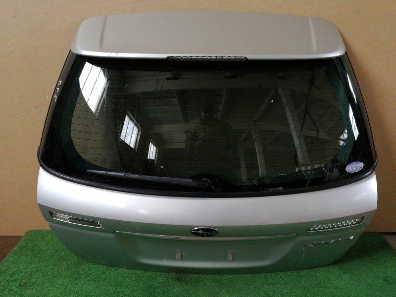 Дверь багажника Subaru Legacy BP5 2004 (б/у)