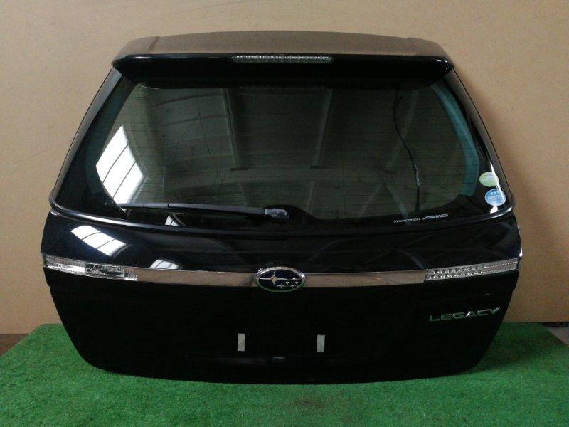 Дверь багажника Subaru BP9 EJ25 2007 (б/у)
