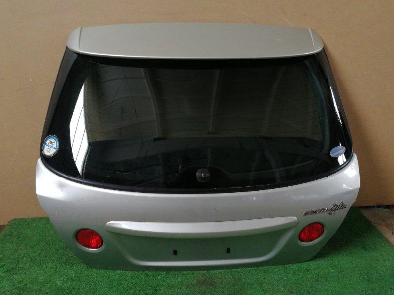 Дверь багажника Toyota Altezza Gita GXE10 (б/у)