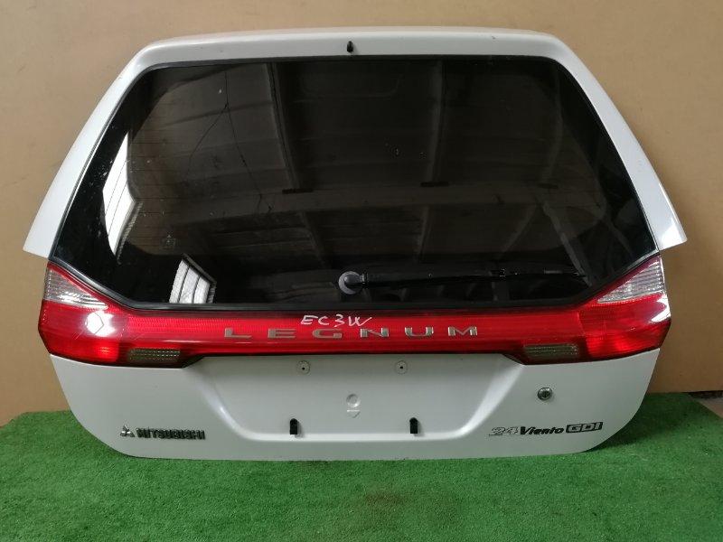 Дверь багажника Mitsubishi Legnum EC3W (б/у)