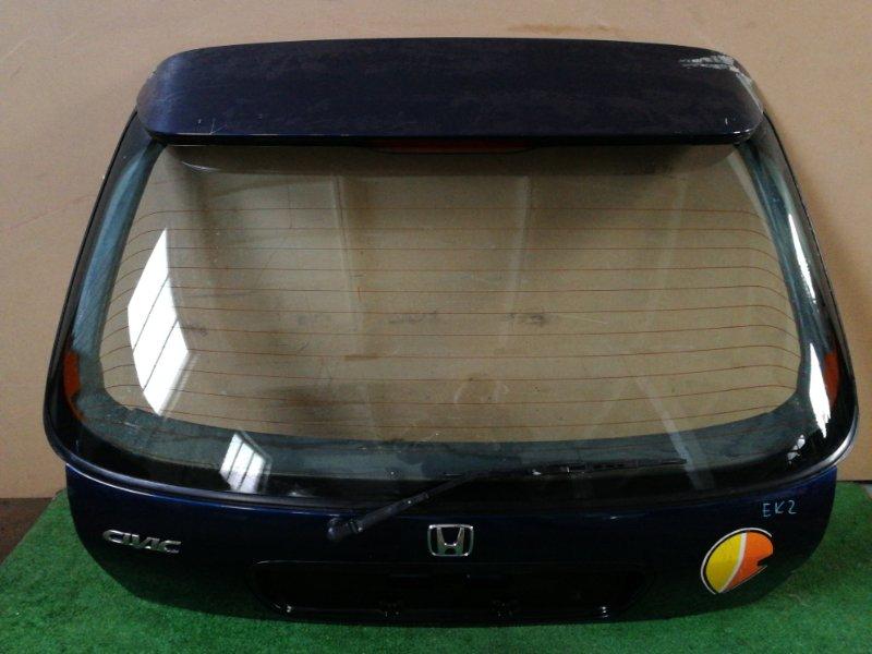Дверь багажника Honda Civic EK2 (б/у)