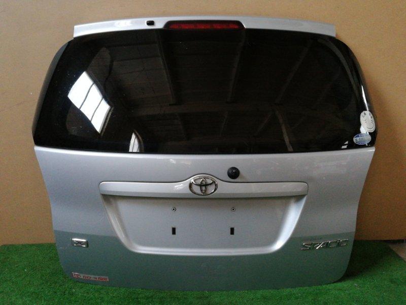 Дверь багажника Toyota Corolla Spacio ZZE124 (б/у)