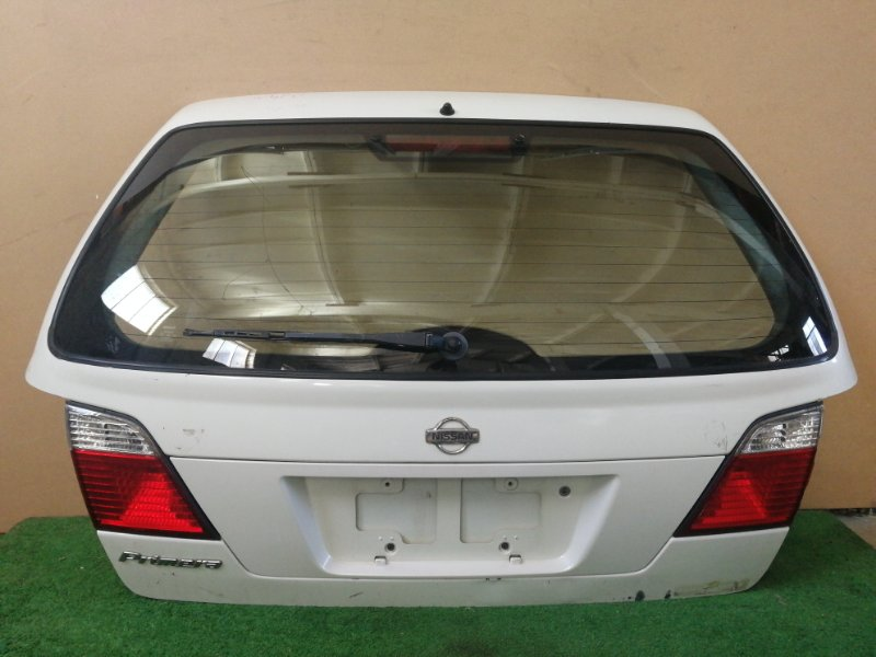Дверь багажника Nissan Primera P11 (б/у)