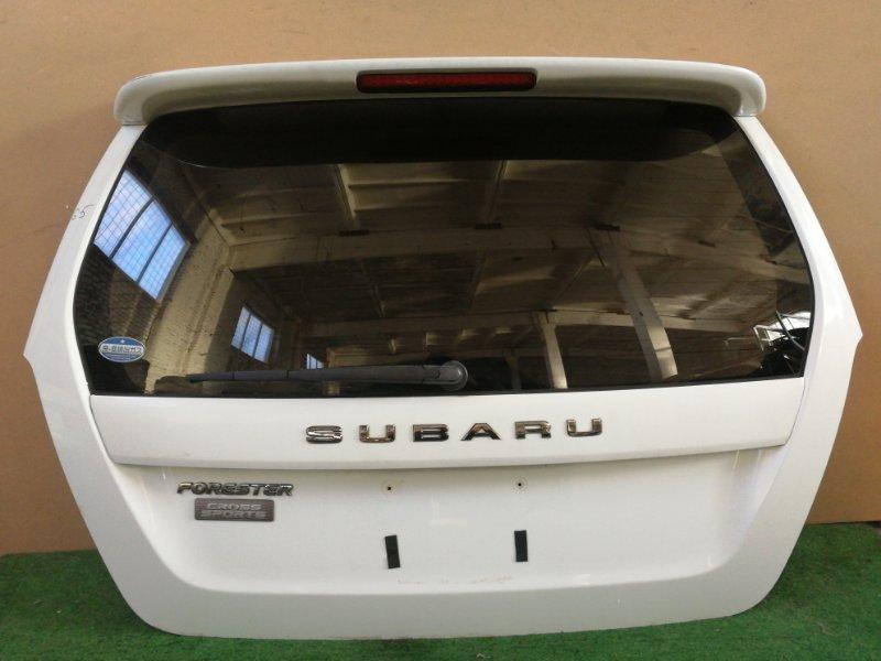 Дверь багажника Subaru Forester SG5 (б/у)