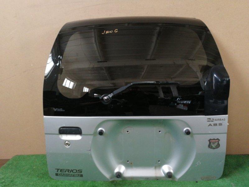 Дверь багажника Daihatsu Terios J100G (б/у)