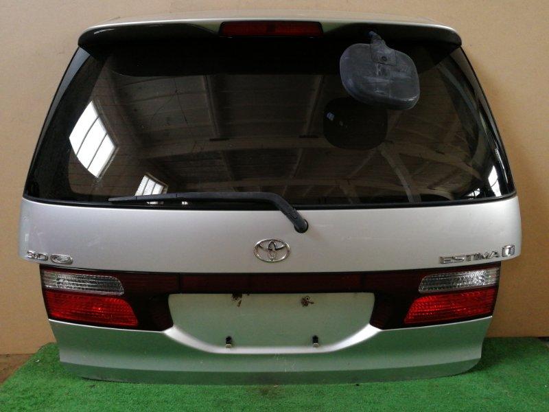Крышка багажника Toyota Estima MCR40 (б/у)