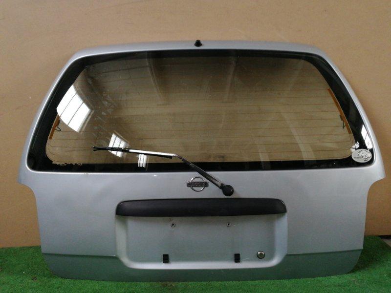 Крышка багажника Nissan Ad Y10 (б/у)