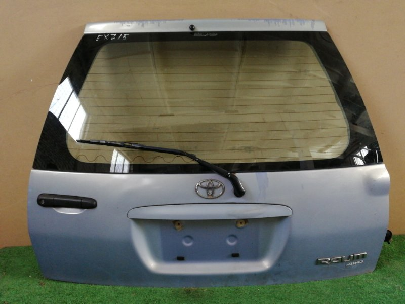 Крышка багажника Toyota Raum EXZ10 5E-FE (б/у)