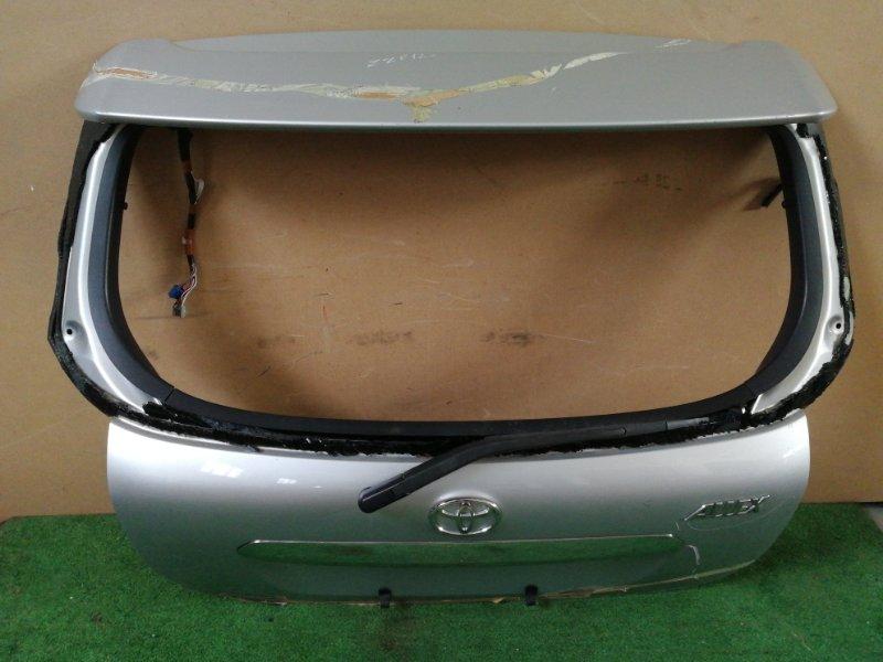 Крышка багажника Toyota Allex NZE121 (б/у)