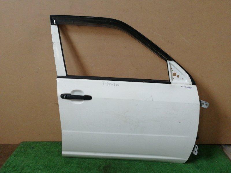 Дверь Toyota Probox NCP58 передняя правая (б/у)