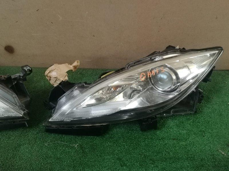 Фара Mazda Atenza GH5FS левая (б/у)