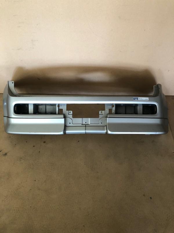Бампер Nissan Cube BNZ11 передний (б/у)