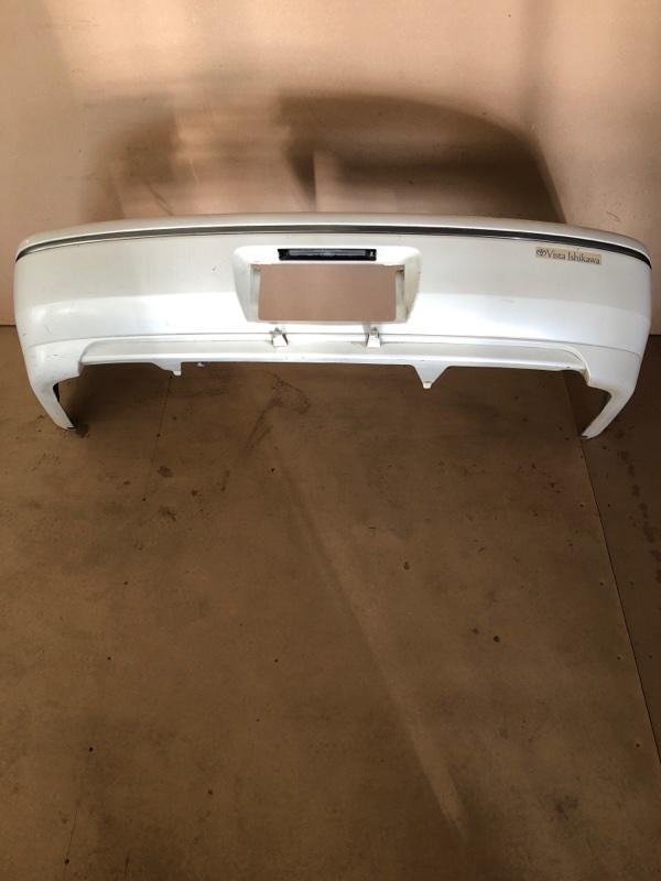 Бампер Toyota Vista ZZV50 задний (б/у)