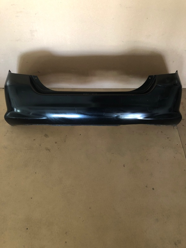 Бампер Honda Fit GD1 задний (б/у)