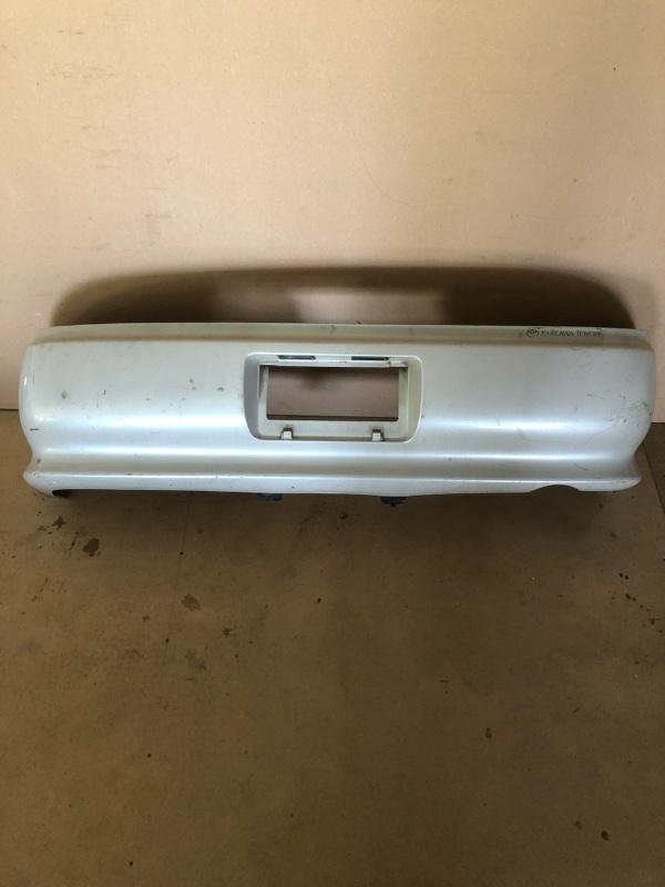 Бампер Toyota Mark Ii GX90 задний (б/у)