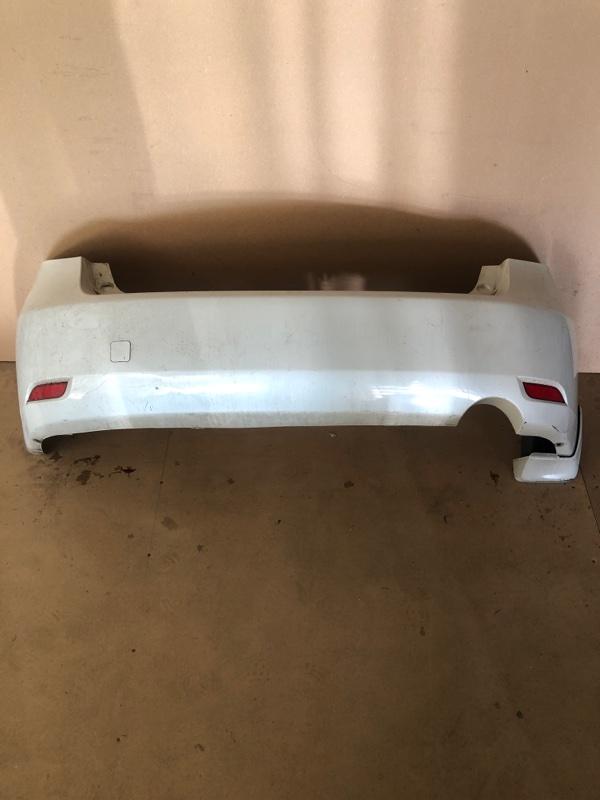 Бампер Subaru Impreza GH3 задний (б/у)