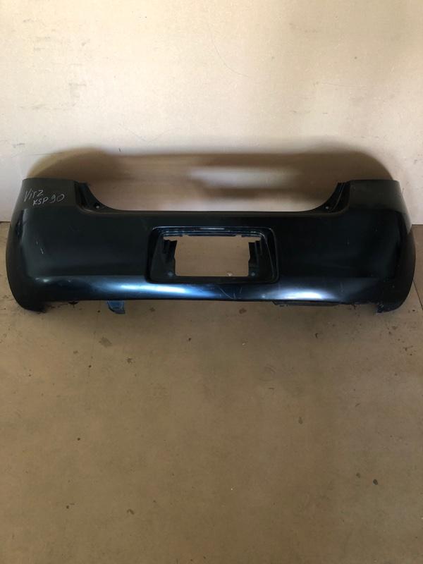 Бампер Toyota Vitz KSP90 задний (б/у)