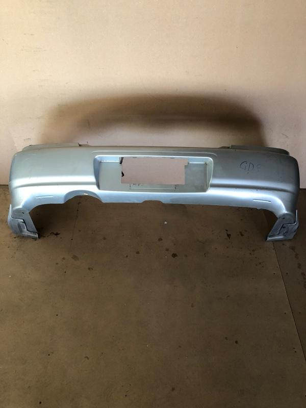 Бампер Subaru Impreza GD9 задний (б/у)