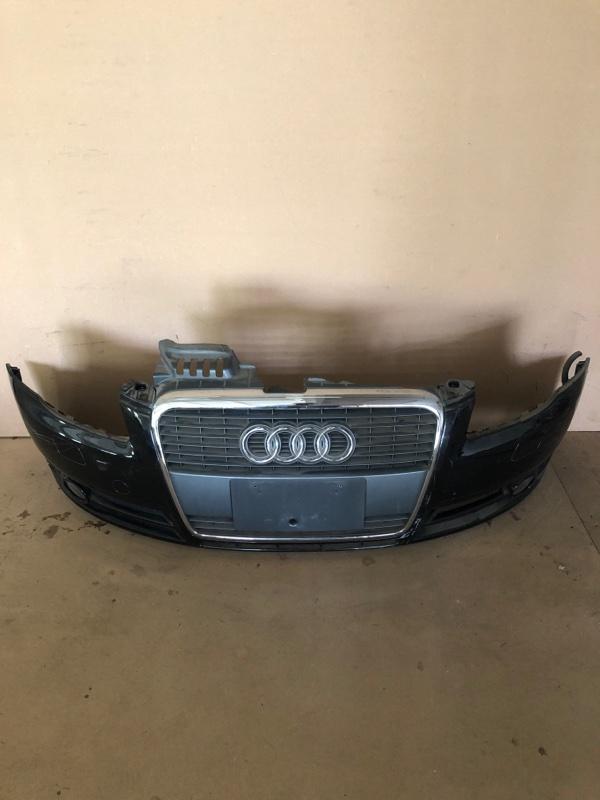 Бампер Audi A4 передний (б/у)