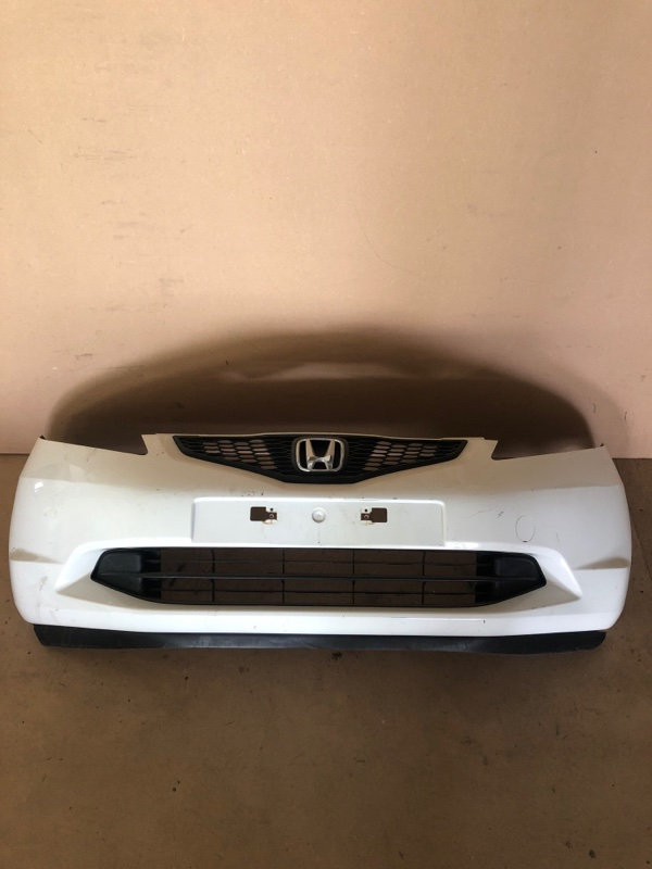 Бампер Honda Accord GE6 передний (б/у)