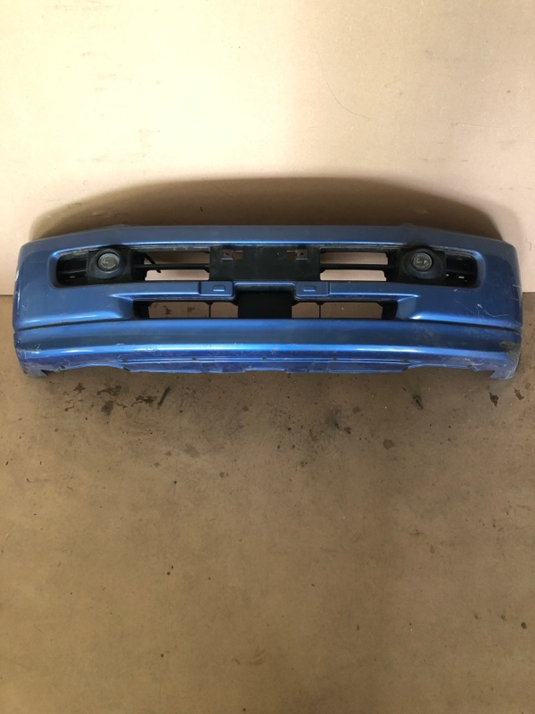 Бампер Honda Stepwagon RF1 передний (б/у)