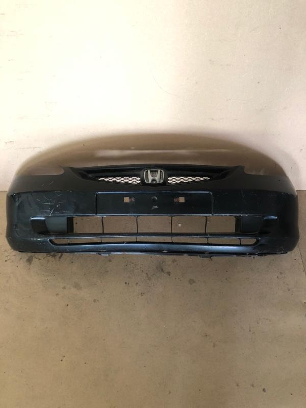 Бампер Honda Fit GD2 передний (б/у)