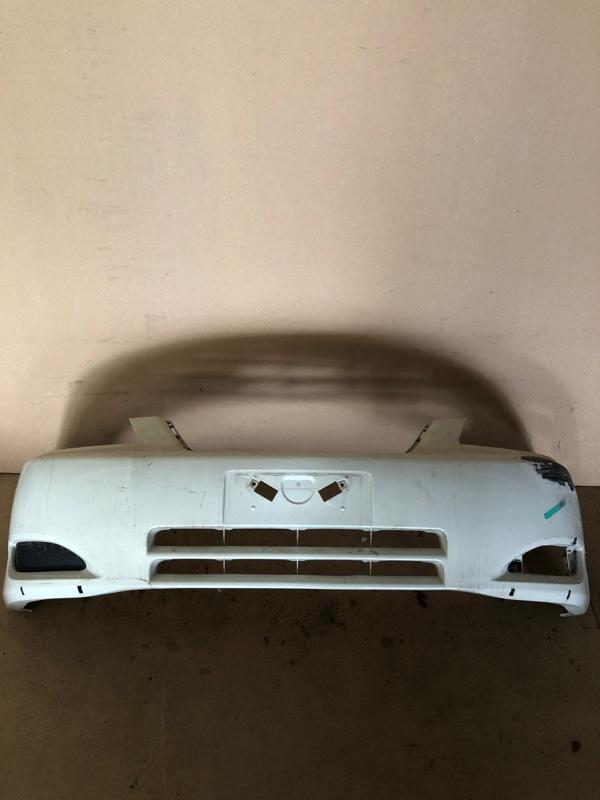 Бампер Toyota Allex NZE121 передний (б/у)