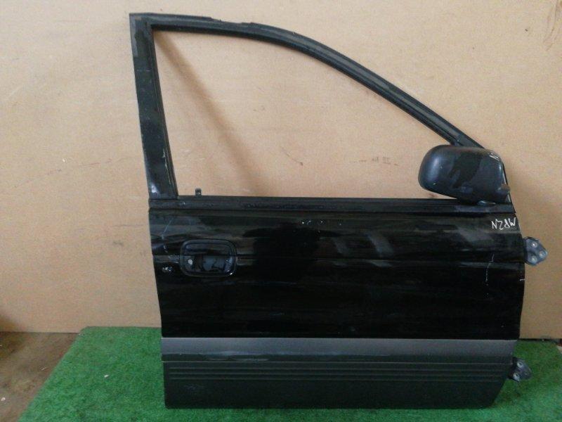 Дверь Mitsubishi Rvr N28W (б/у)