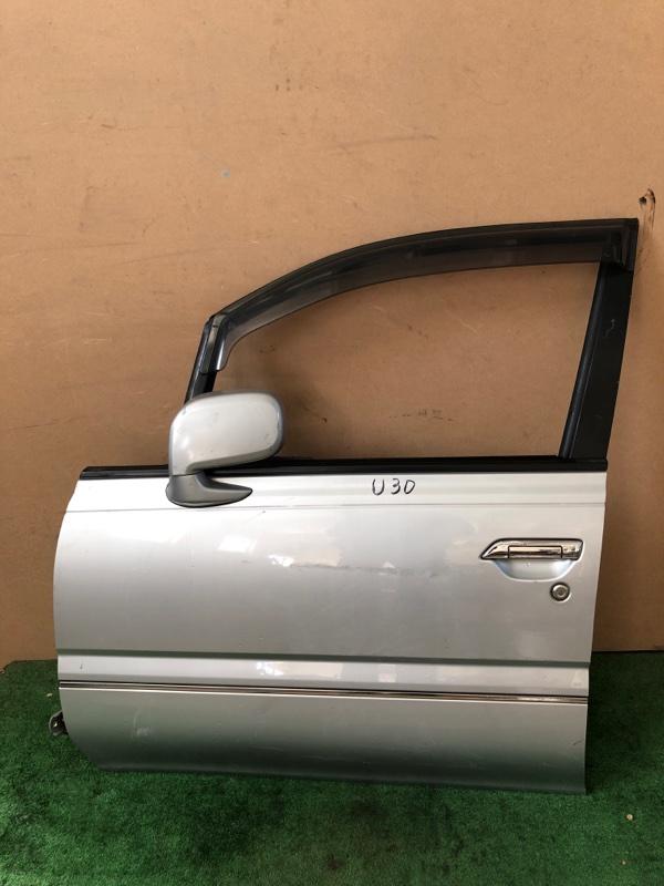 Дверь Nissan Presage U30 левая (б/у)